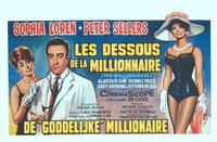 The Millionairess - 14 x 22 Movie Poster - Belgian Style A