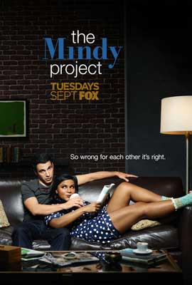 The Mindy Project (TV) - 27 x 40 TV Poster - Style C