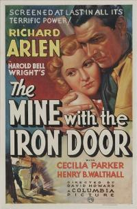 The Mine with the Iron Door - 11 x 17 Movie Poster - Style A