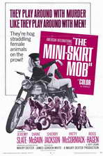 The Mini Skirt Mob - 27 x 40 Movie Poster - Style A