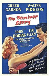 The Miniver Story - 27 x 40 Movie Poster - Style A