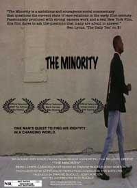 The Minority - 43 x 62 Movie Poster - Bus Shelter Style A