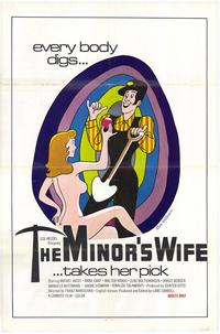 The Minor's Wife - 27 x 40 Movie Poster - Style A