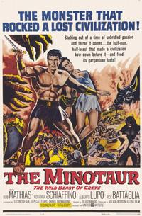 The Minotaur - 11 x 17 Movie Poster - Style A