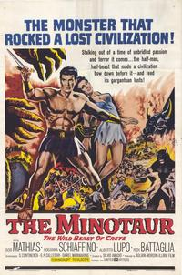 The Minotaur - 27 x 40 Movie Poster - Style A
