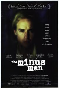 The Minus Man - 27 x 40 Movie Poster - Style A