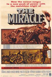 The Miracle - 27 x 40 Movie Poster - Style A