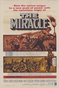 The Miracle - 43 x 62 Movie Poster - Bus Shelter Style A