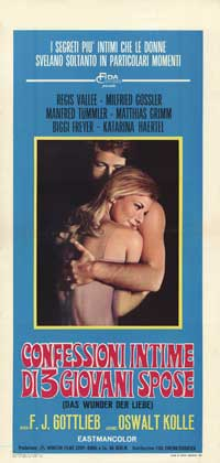 Miracle of Love - 13 x 28 Movie Poster - Italian Style A