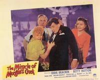 The Miracle of Morgans Creek - 11 x 14 Movie Poster - Style A