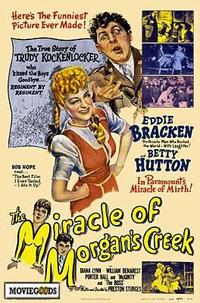 The Miracle of Morgans Creek - 27 x 40 Movie Poster - Style A
