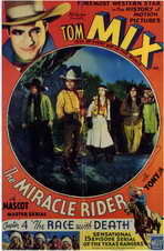 The Miracle Rider - 11 x 17 Movie Poster - Style F