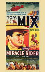 The Miracle Rider - 11 x 17 Movie Poster - Style H