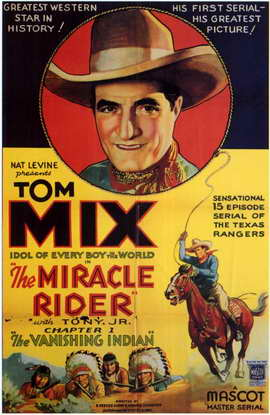 The Miracle Rider - 11 x 17 Movie Poster - Style A