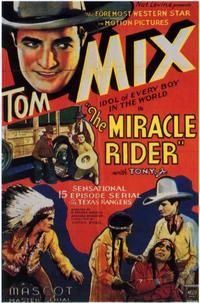 The Miracle Rider - 11 x 17 Movie Poster - Style C