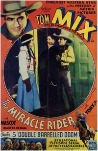 The Miracle Rider - 11 x 17 Movie Poster - Style E