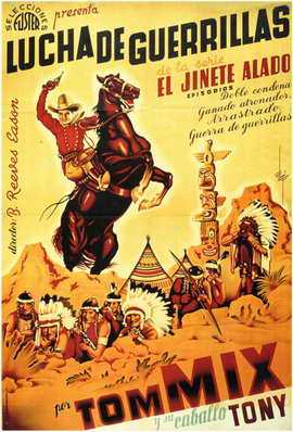 The Miracle Rider - 11 x 17 Movie Poster - Spanish Style A