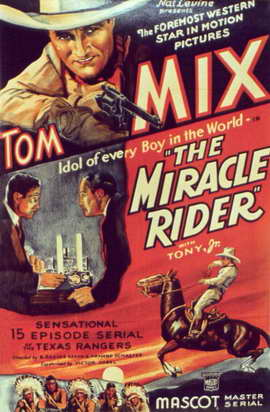 The Miracle Rider - 11 x 17 Movie Poster - Style B