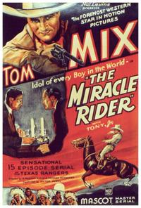 The Miracle Rider - 27 x 40 Movie Poster - Style B
