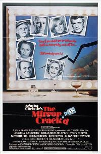 The Mirror Crack'd - 27 x 40 Movie Poster - Style B