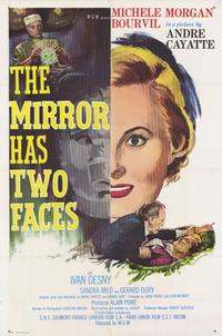 Mirror Has Two Faces - 11 x 17 Movie Poster - Style A