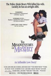The Misadventures of Mr. Wilt - 27 x 40 Movie Poster - Style A