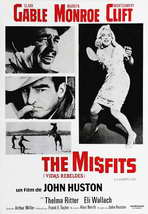 The Misfits - 11 x 17 Movie Poster - Style D