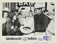 The Misfits - 11 x 14 Movie Poster - Style B