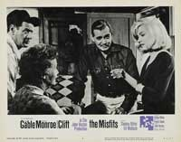 The Misfits - 11 x 14 Movie Poster - Style C