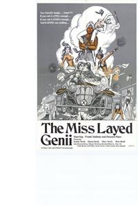 The Miss Layed Genii - 27 x 40 Movie Poster - Style A