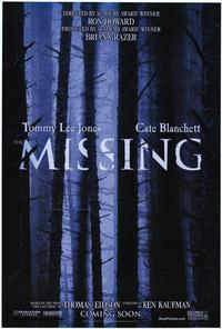The Missing - 27 x 40 Movie Poster - Style B