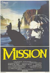 The Mission - 11 x 17 Movie Poster - Italian Style A
