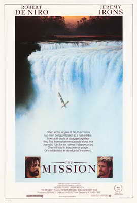 The Mission - 27 x 40 Movie Poster - Style A