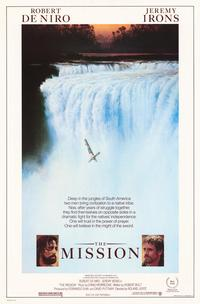 The Mission - 43 x 62 Movie Poster - Bus Shelter Style A