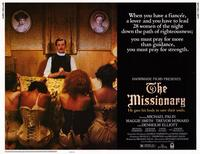 The Missionary - 11 x 14 Movie Poster - Style A