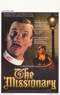 The Missionary - 11 x 17 Movie Poster - Belgian Style A