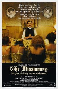 The Missionary - 43 x 62 Movie Poster - Bus Shelter Style A