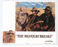 Missouri Breaks, The - 11 x 14 Movie Poster - Style A