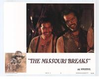 Missouri Breaks, The - 11 x 14 Movie Poster - Style B
