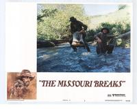 Missouri Breaks, The - 11 x 14 Movie Poster - Style C