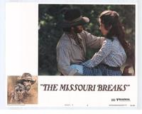 Missouri Breaks, The - 11 x 14 Movie Poster - Style D
