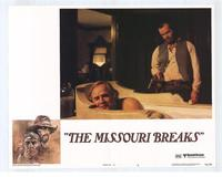 Missouri Breaks, The - 11 x 14 Movie Poster - Style E