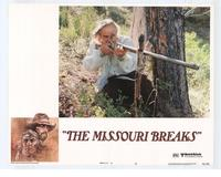 Missouri Breaks, The - 11 x 14 Movie Poster - Style F
