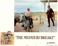 Missouri Breaks, The - 11 x 14 Movie Poster - Style G