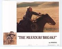 Missouri Breaks, The - 11 x 14 Movie Poster - Style H