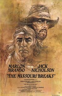 Missouri Breaks, The - 11 x 17 Movie Poster - Style A