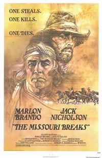 Missouri Breaks, The - 11 x 17 Movie Poster - Style B