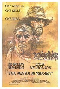 Missouri Breaks, The - 27 x 40 Movie Poster - Style B