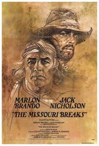 Missouri Breaks, The - 27 x 40 Movie Poster - Style A