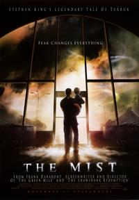 The Mist - 43 x 62 Movie Poster - Bus Shelter Style B